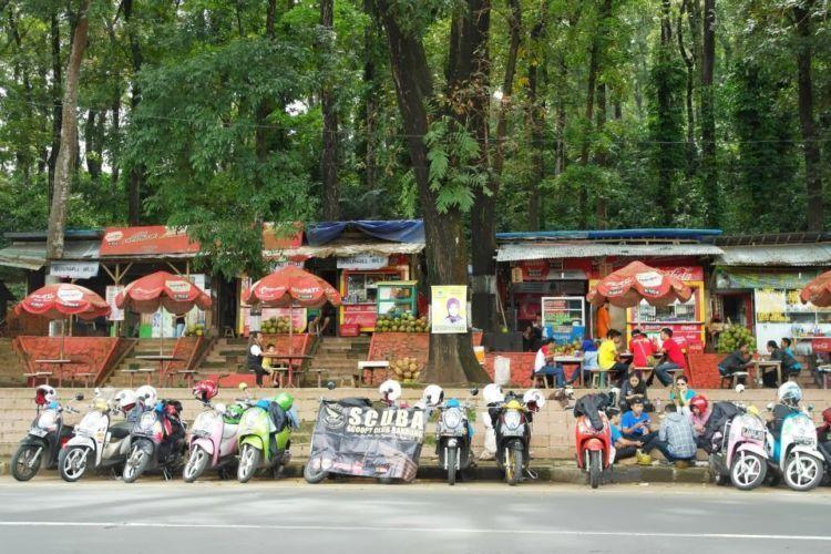 Rest Area Banjar via wanawisatakita.wordpresscom