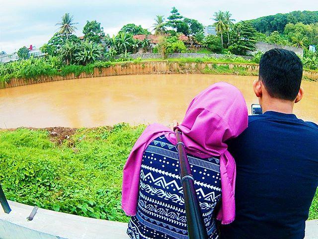 Sungai Citanduy via IG