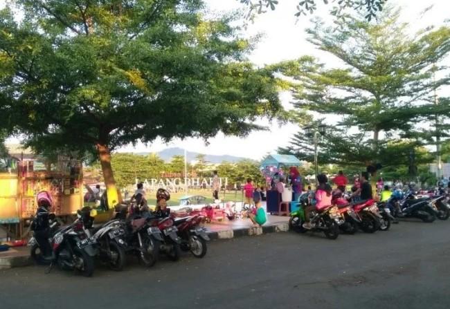 Taman Kota Lapang Bakti via Lanptarama46.wordpresscom