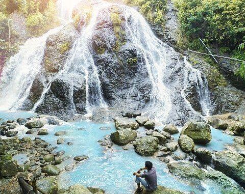 Air Terjun Sewawar via Sideka