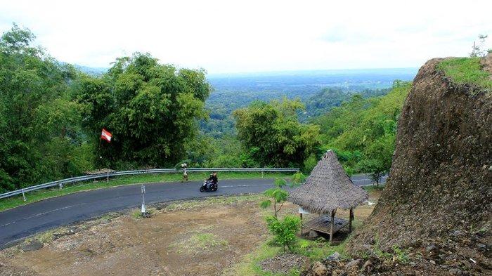 Bukit Bego Bantul