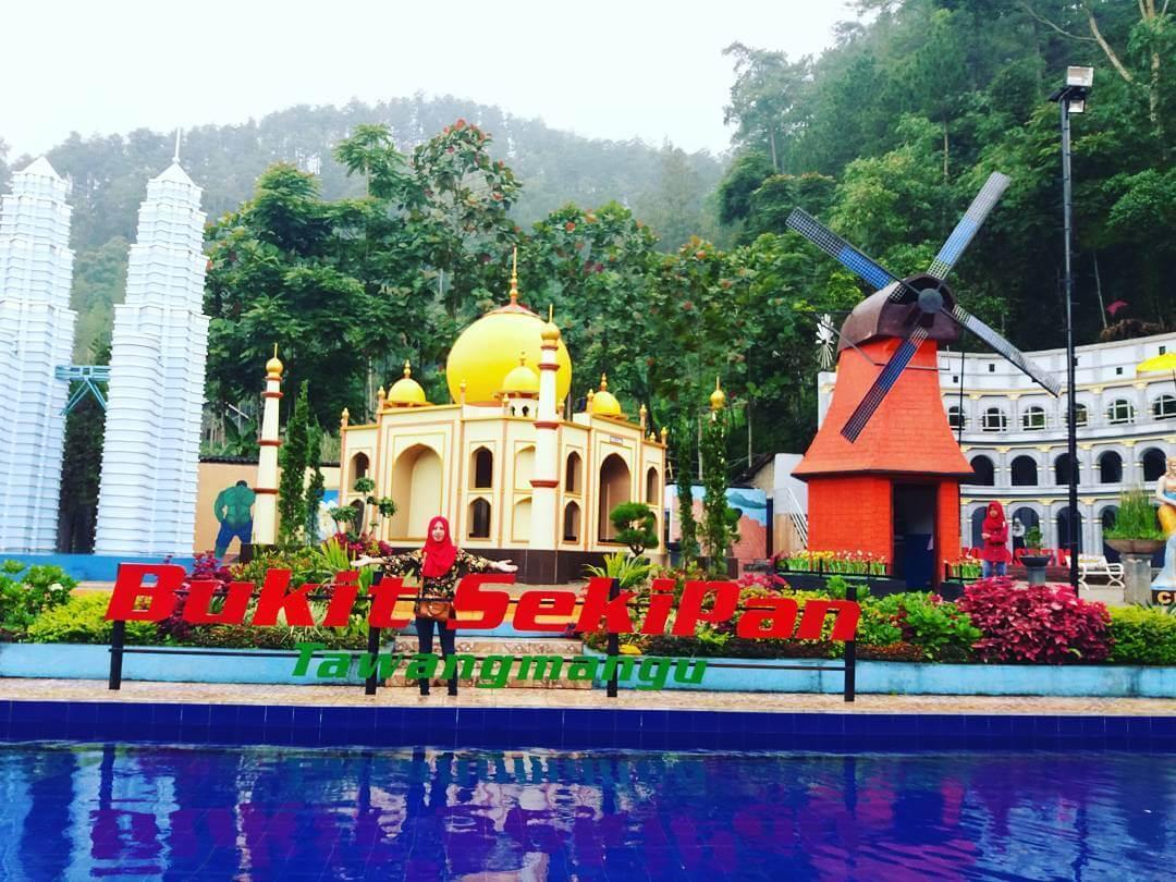 Bukit Sekipan via Kmstour