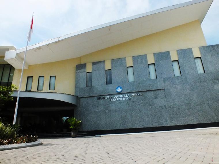 Museum Manusia Purba Klaster Dayu