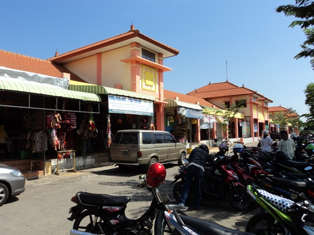 Pasar Ki Lemah Duwur Bangkalan via Ahmadramadhan.wordpresscom