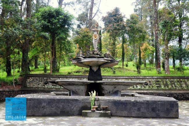 Puri Taman Saraswati via Pediatrip