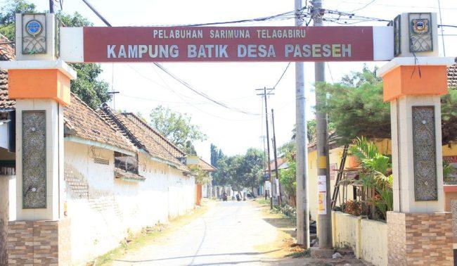 Sentra Batik Tanjung Bumi via Infobatik