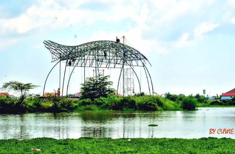 Taman Rekreasi Kota Bangkalan via IG @cuwie_binjuri
