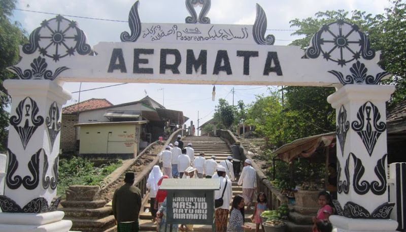 Wisata Aer Mata Ibu Arosbaya via Plat-m