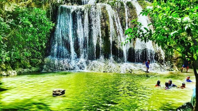 Wisata Air Terjun Jurang Pulosari Bantul via Viewjogja