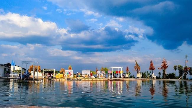 Wisata Taman Celosia Gedong songo