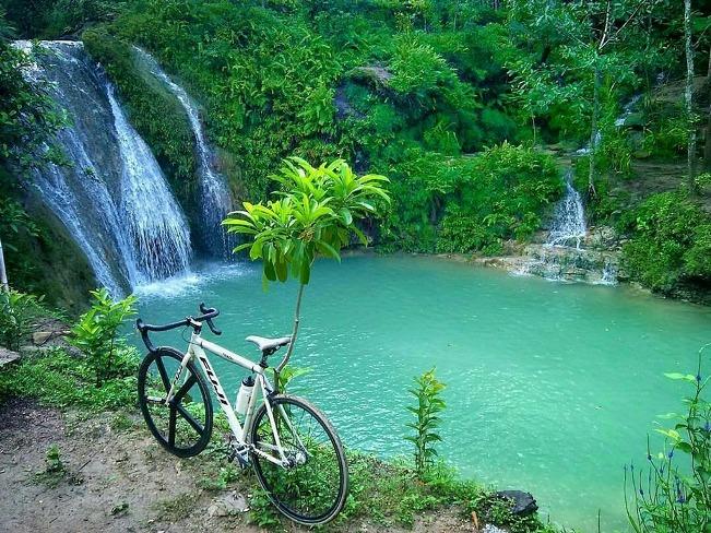 Air Terjun Kedung Pengilon Bantul via Pesona Travel