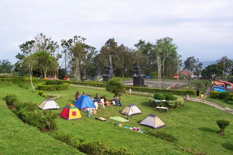 Camping di Gedong Songo