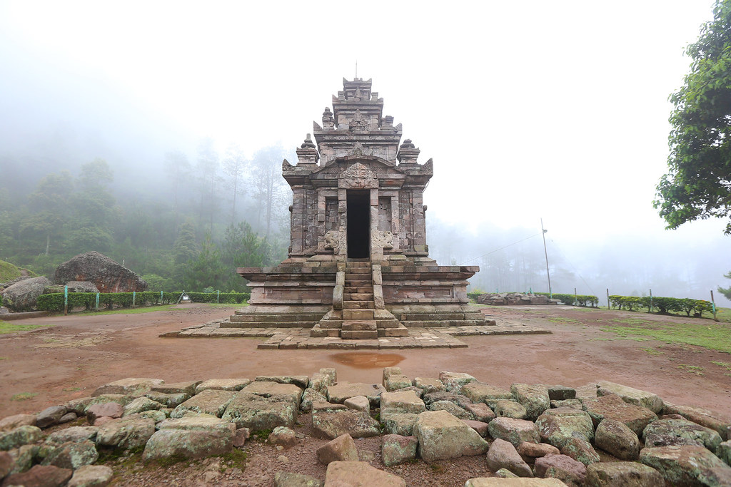 Candi Gedong Songo 2 via Flickr