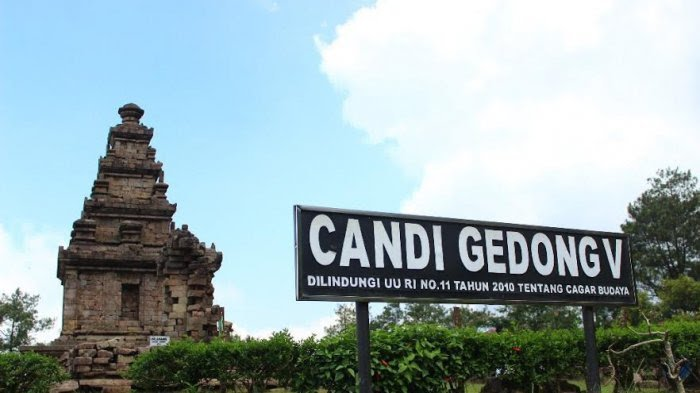 Candi Gedong Songo 5