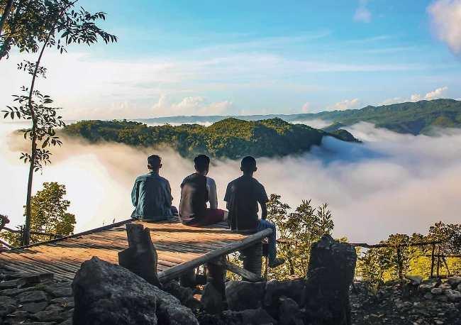 Gardu Pandang Ekowisata Jatisari Seropan 3