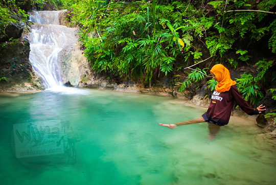 Grojogan Pucung Seloharjo via Mblosuk
