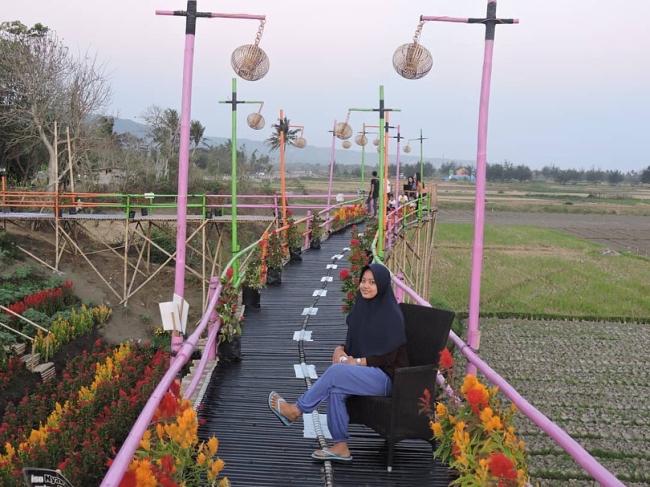 Jembatan Bambu Perengan Park