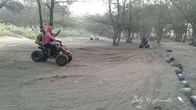 Keliling Pakai ATV via Berykristianto