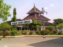 Masjid Agung Demak via Akarnews