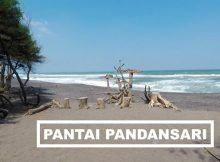 Melepas Penat di Pantai Pandansari via Youtube
