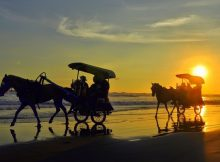 Menikmati Indahnya Sunset via Bonvoyojogja