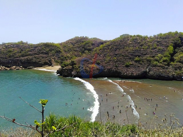 Pantai Pelangi Bantul via Wixsite