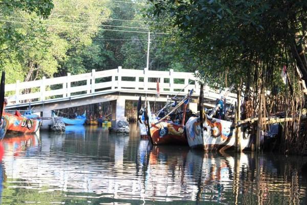 Wisata Mangrove Morodemak via Detik