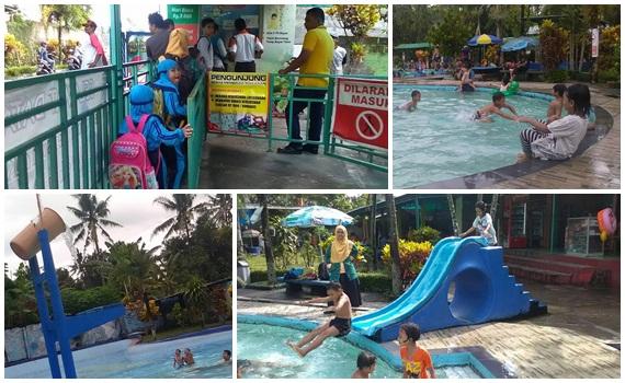 Area Anak di Tirta Tamansari Waterbyur