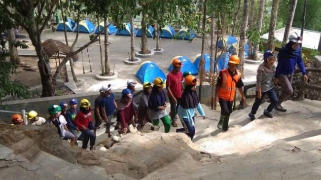 Camping di Goa Cerme via Idntimes