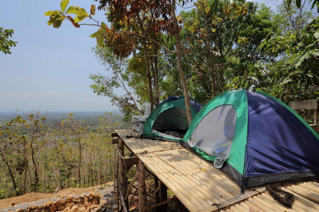 Camping via Agoda