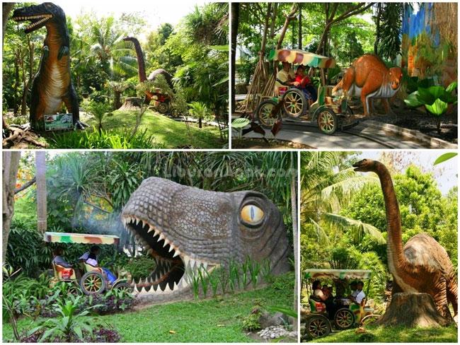 Jurassic Park via Liburananak