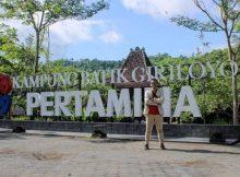 Kampung Batik Giriloyo Jogja via IG @noerjaman__