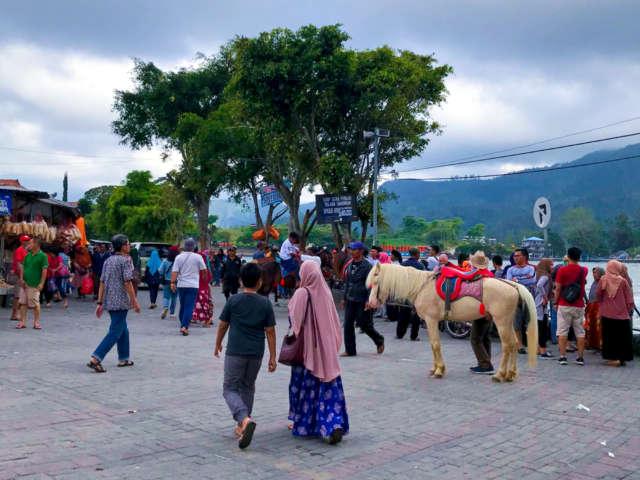 Menikmati Pemandangan Sambil Berkuda via Dhedhe Dirgawijaya