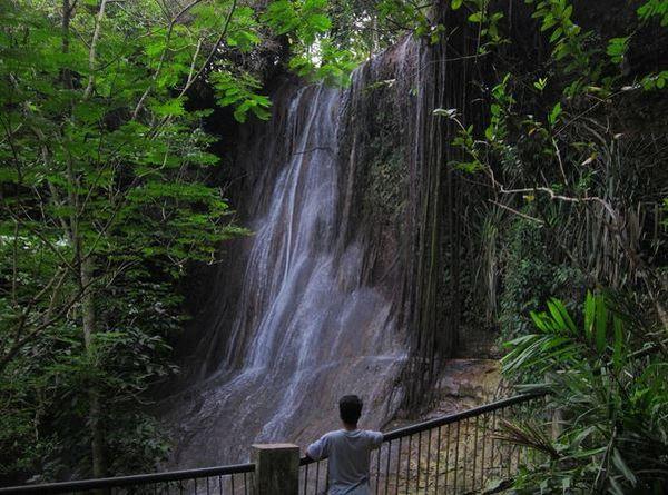 Sendang di Goa Selarong via IG @gunawanjir