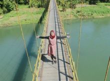 Spot Instagramable Jembatan Soka via IG @nurintanks