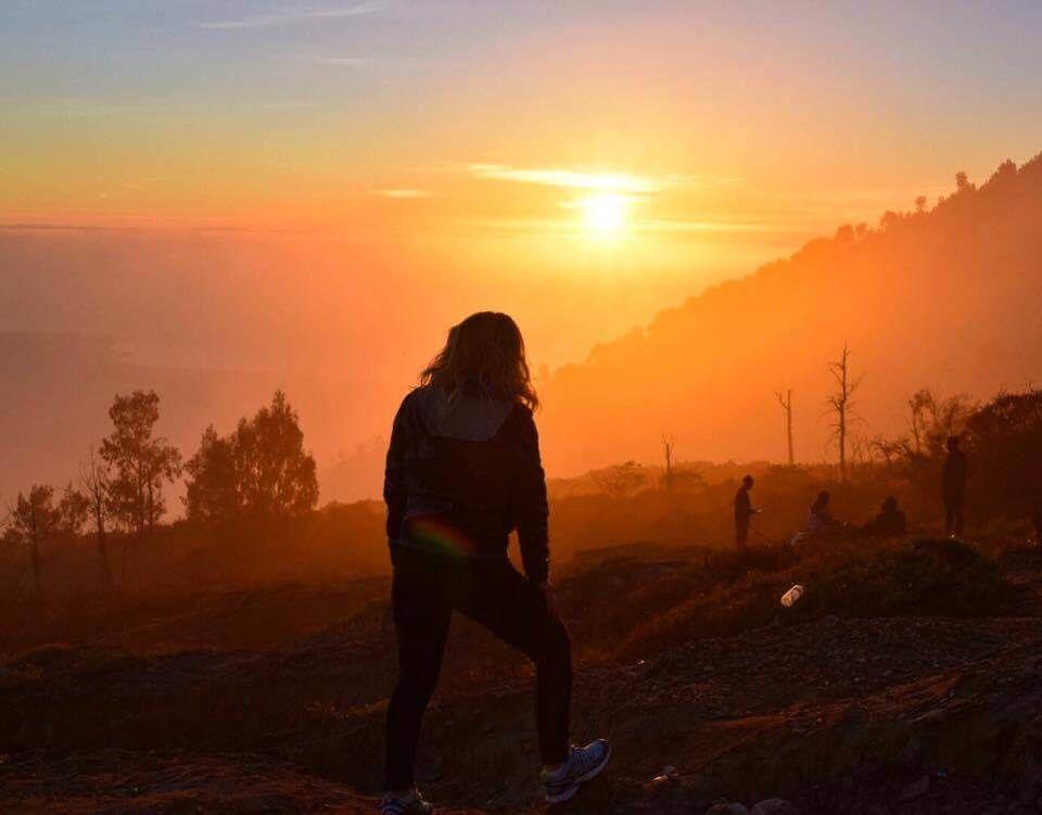 Sunrise di Gunung Ijen via gretastravelcom