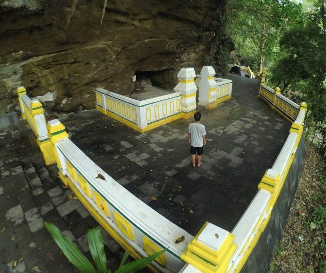 Wisata Sejarah di Gua Selarong via Rentalmobiljogja