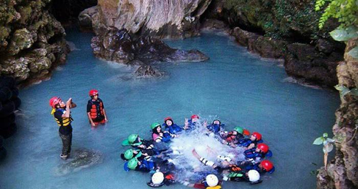 Cave Tubing di Goa Kalisuci Gunung Kdiul via Istimewa