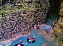 Cave Tubing yang Takan Terlupan di Kalisuci via IG