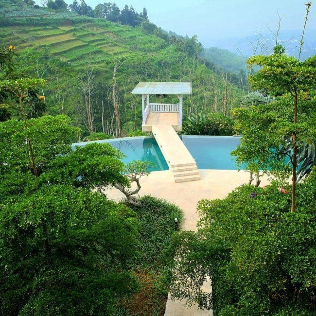 Dulang Resort & Resto via IG @shellahrv