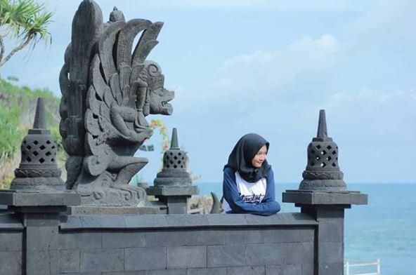 Foto di Bangunan Menawan via IG @ariyanniyantut42