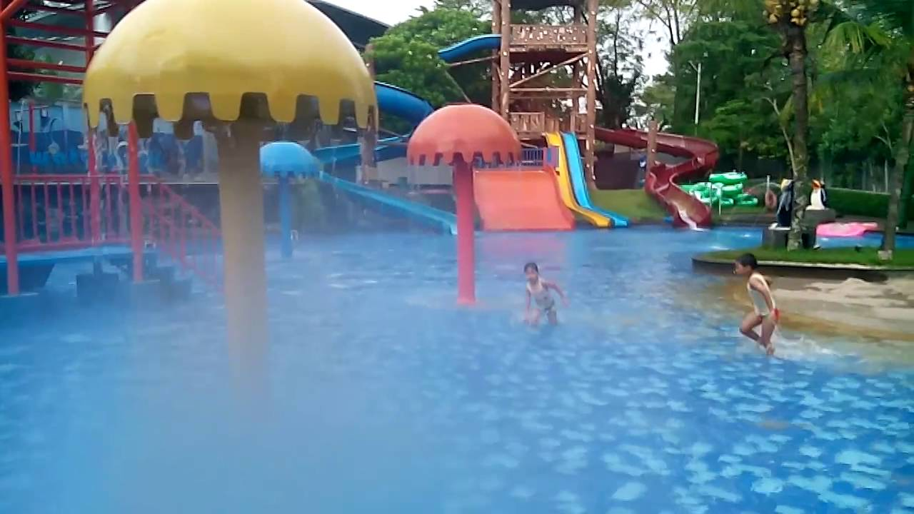 Graha Tirta Siliwangi Waterpark via Youtube