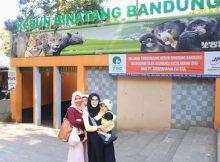 Kebun Binatang Bandung via IG @Monicafebrianty