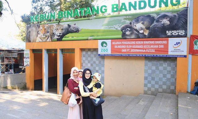 Tiket Kebun Binatang Bandung 2018