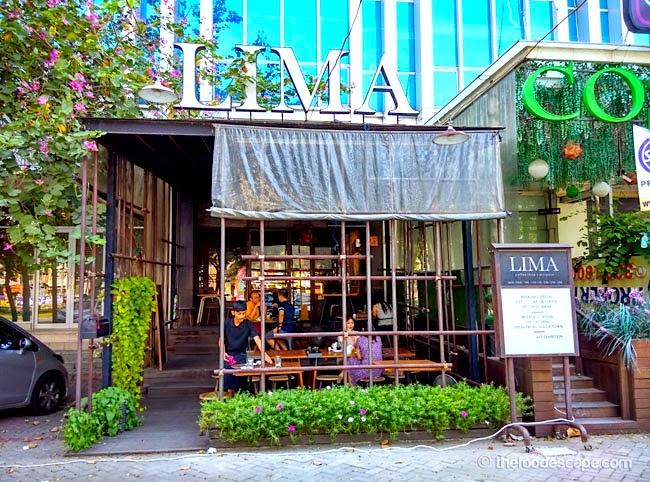 Lima Cafe via thefoodescape