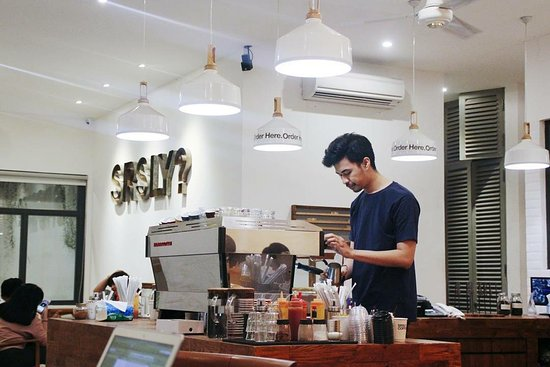 SRSLY COFFEE via Tripadvisor