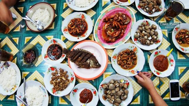 Seafood Mas Gondrong via Inet
