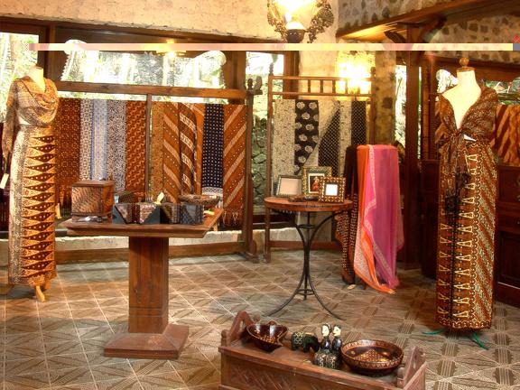 Batik Room Ullen Sentalu Museum