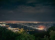 Keindahan Malam Hari Bukit Bintang