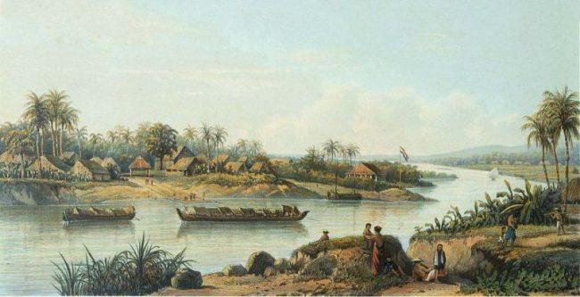 Asal Mula Sungai Bengawan Solo via Kompasiana